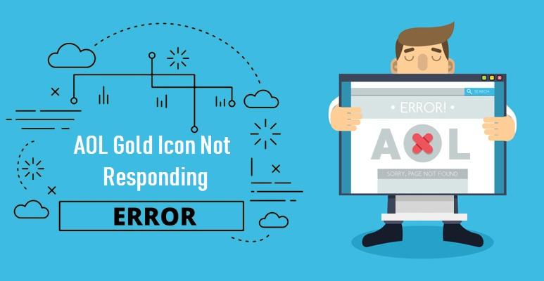 AOL Gold Icon Not Responding