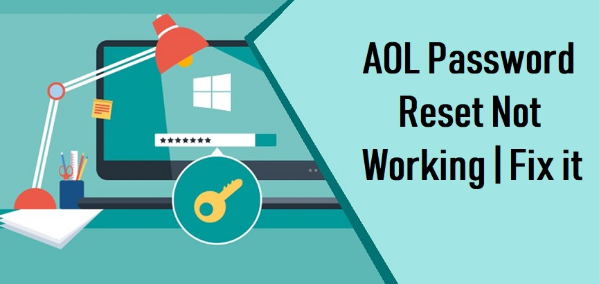 AOL Password Reset Not Working