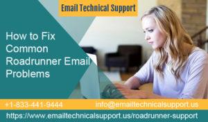 Common Roadrunner Email Problems