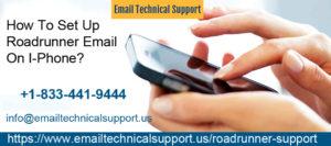 Set Up Roadrunner Email On I-Phone