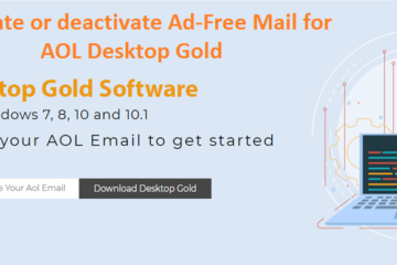 Activate or deactivate Ad-Free Mail for AOL Desktop Gold