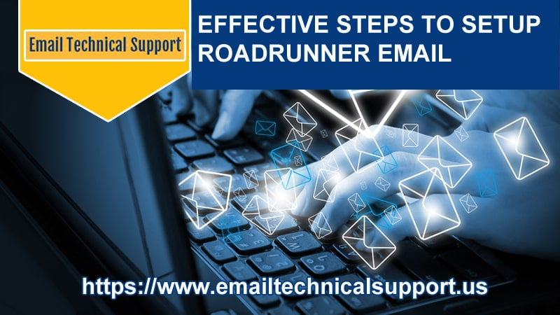 Frequent Steps To Setup Roadrunner Email 800 988 2708