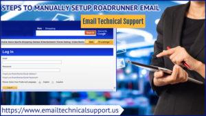 Setup Roadrunner Email
