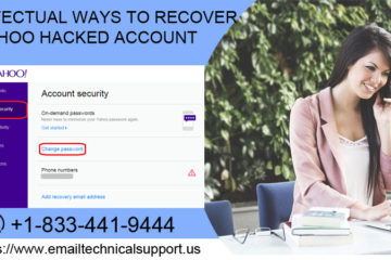 ways to Recover Yahoo Hacked account