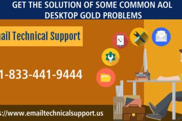 AOL desktop gold problems