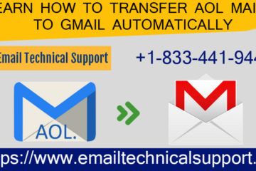 transfer AOL mails to Gmail automatically