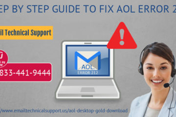 Fix AOL Error 212