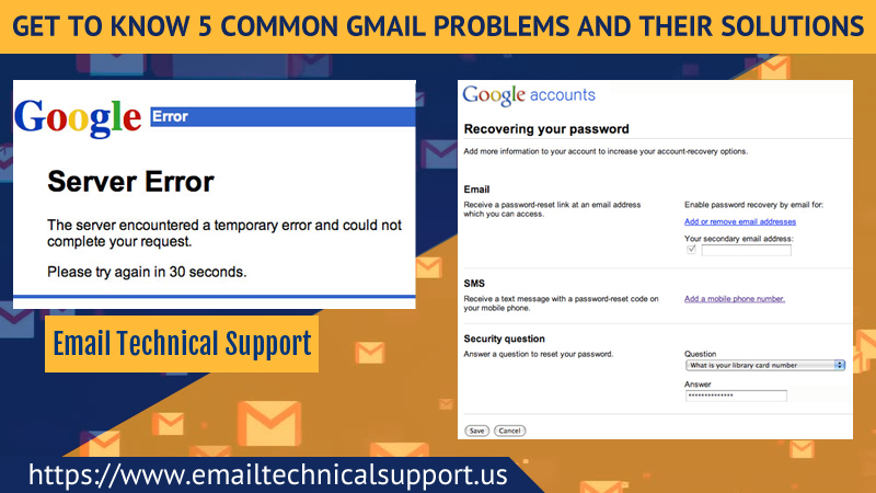 Gmail Problems