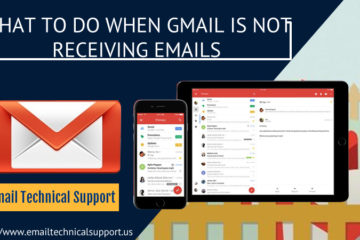 Gmail Is Not Receiving Emails