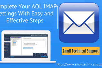 AOL IMAP Settings