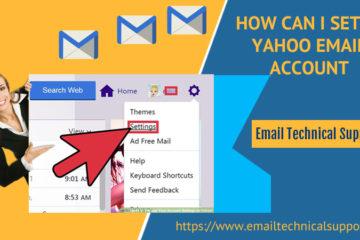 Setup Yahoo Email