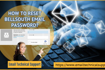 Reset Bellsouth Email Password