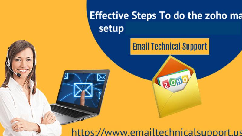Zoho Mail Setup