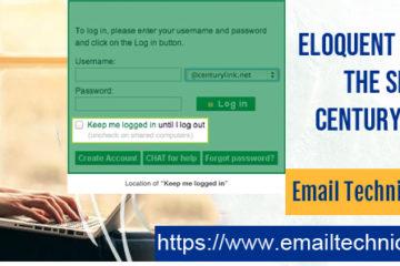 Setup CenturyLink Email