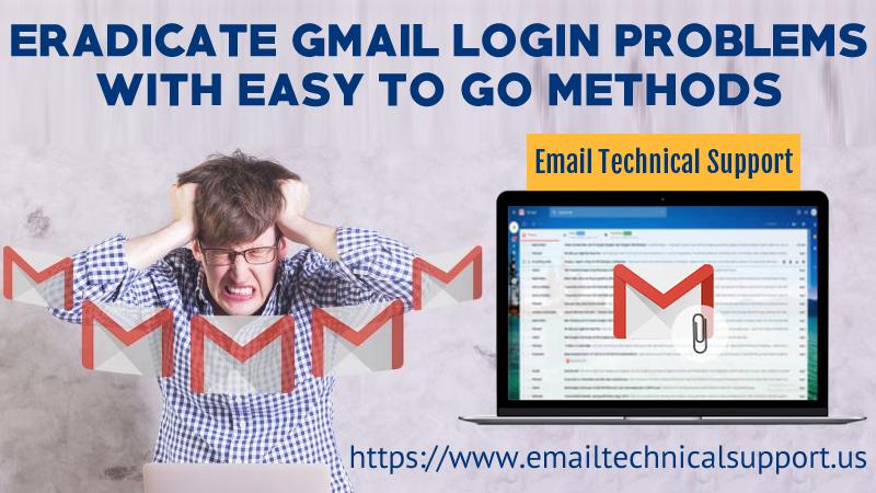 Gmail Login Problems