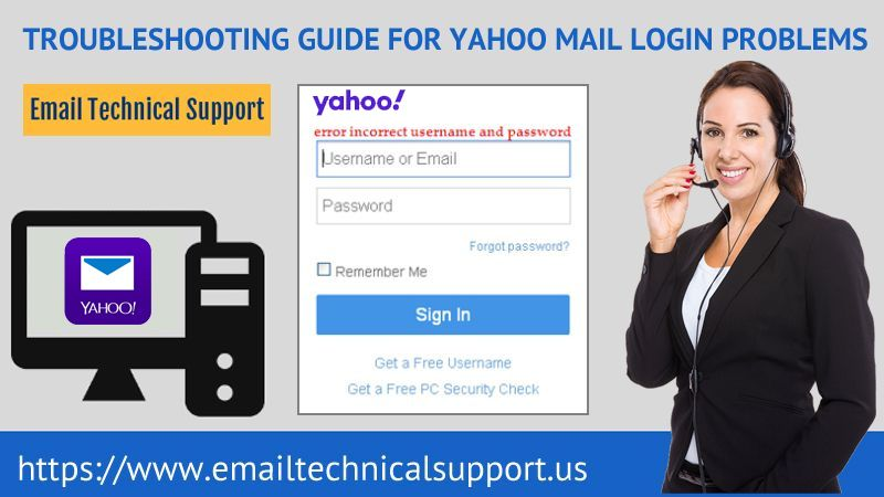 Yahoo Mail Login Problems