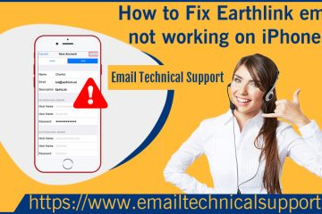 Earthlink-email-not-working