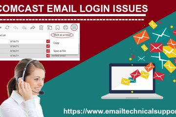 Comcast-email-login-issues