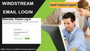 Windstream-Email-Login-Issues