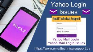 Yahoo-login-Issues