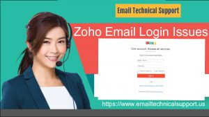 Zoho-Email-Login-Issues