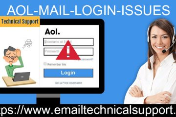 Aol mail login issues