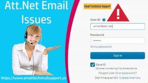 att.net-email-issues