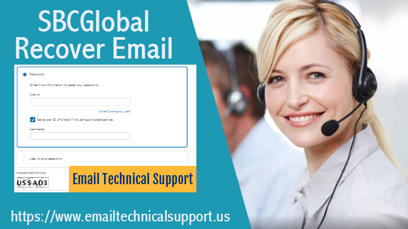 Recover Sbcglobal Email Account