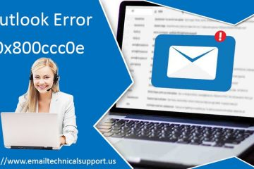 outlook-error-0x800ccc0e
