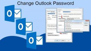 Change-outlook-password