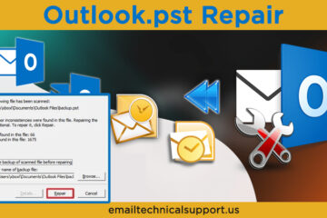 Outlook.pst repair