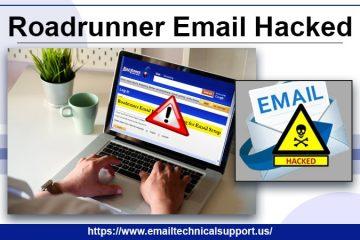 Roadrunner email hacked